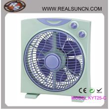 Коробчатый вентилятор 10 дюймов 7 лезвий Kyt25-C