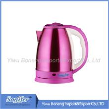 1.8 L Stainless Steel Electric Water Kettle Hotel Kettle Sf2001 (purple)