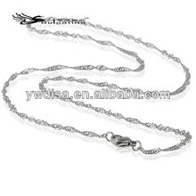 Cool 316L Stainless Steel Thick Chain For Men Wholesale Necklace Making Chain