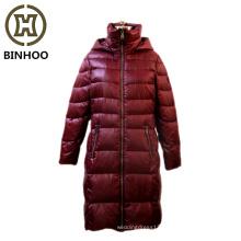 2019 new style Ladies Long Winter Warm Coat Women Ultra Light 90% White Duck Down Jacket Women's Parka lady's down jackets