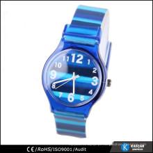 Relógio personalizado para crianças, relógio de quartzo para crianças