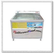 F039 160L Single Tank Industrie Gemüse Waschmaschine