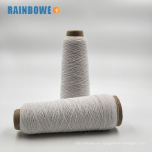 Alibaba China fabrica material de lana de látex al por mayor spandex cubierto de hilo para calcetines y guantes