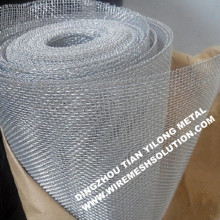16X18 Mesh Galvanized Wire Netting