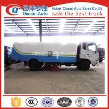 El precio del camión de la barredora de camino, del camión del mantenimiento de la succión de la carretera, del camión de barrido