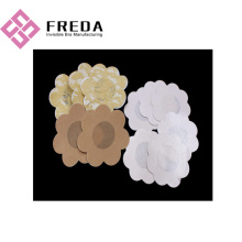 20 Years Factory for Nipple Pasties Stickers Best Breast Petals Reusable Bra Stickers export to Italy Factories