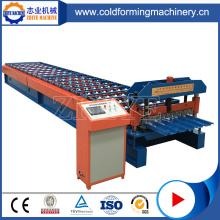 Akurasi Tinggi Zhiye Zinc Manual Roof Making Machine