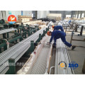 ASME SA213 TP310S inox Tube sans soudure en acier