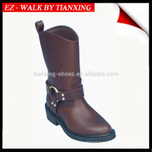 Leatheer cow boy boots