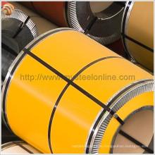 0,45 * 1250 мм Сэндвич-панели Применяется желтый рапс TSGCC / TDX51D + Z Предварительно окрашенный лист GI