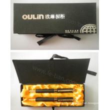 Pluma metálica de alta calidad con caja de regalo (LT-C325)