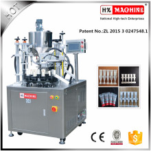 Sugaring Paste Hair Removal Tube Filling And Sealing Machine