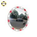 Espejo convexo reflexivo del tráfico al aire libre plástico de los 80cm 32inch