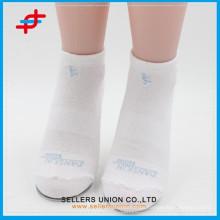 Plain White Elite Basketball Wholesale Custom Dri Fit Socks
