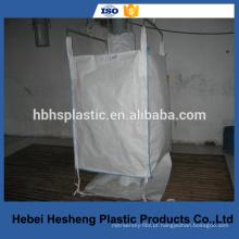 Reforce o saco grande tecido PP com o forro do PE