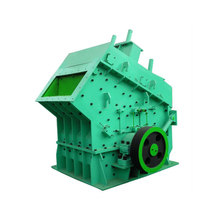 Stone Rock Impact Crusher Cutting Machine