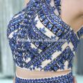 Robe de nuit sexy en mousseline de soie pour le vêtement de vêtements d'habillement de femmes d'OEM / ODM de lune de miel