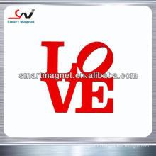 Мягкий магнит pvc холодильник магнит pvc