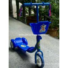 Детский самокат с CE и