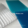 ISO quality guarantee hollow polycarbonate prices
