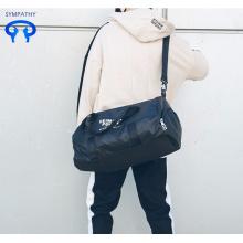 कपास फाइबर यात्रा बैग तकिया बैग