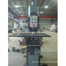 Glass hole Machine YZZT-Z-220 used for max glass size 2600x1800mm