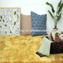 vier Jahreszeiten sind verfügbar moderne Wohnzimmer Mikrofaser Teppiche Teppiche 100% Polyester bedruckt wasserdicht weichen zottigen Teppich