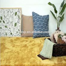quatro estações estão disponíveis tapetes de microfibra moderna sala de estar Tapetes 100% poliéster impresso tapete macio e felpudo macio
