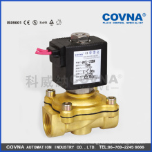 2/2 way normally closed hydraulic diaphragm solenoid valve