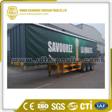 High Strength PVC Coated Fabric For Truck