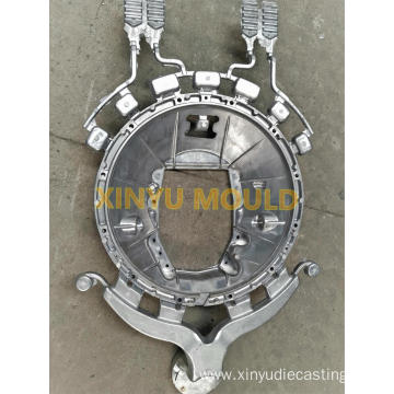 Automobile Bell or Clutch housing HPDC Die