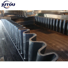 Excellent Quality Rubber Corrugated Sidewall Conveyor Belt With Much Types
