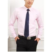Men's TC poplin long sleeve shirt for office