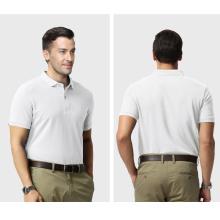Chemise à manches courtes en ligne à manches longues