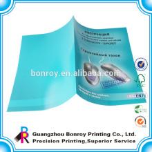 Impresión de folletos para promoción Uso personalizado a granel Magic Flyer