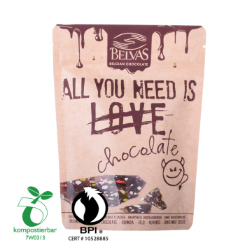 Eco Compostable Bag Biodegradable Cornstarch Zoplock bag
