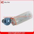 700mL popular design water bottle with straw(KL-7087)