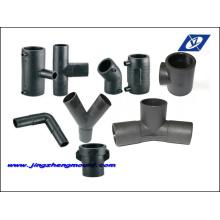 PE electrosoldáveis Tee montagem do molde (JZ-P-C-04-004)