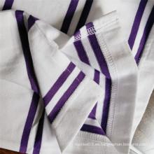 Nuevas camisetas de polo de solapa de punto de algodón y poliéster Arrivel