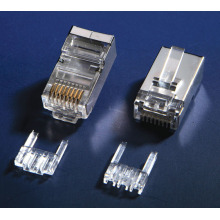 Cat6 8P8C Shielded UTP Connector