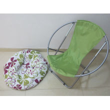 Round seat folding chair,inflatable chairs and sofas