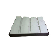 12 Inlays Кожа PU кожаная коробка лотка коробки подарка (TY-12P-WLX1)