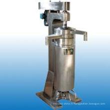 Centrifugeuse pour l'huile de noix de coco et la séparation de l'eau