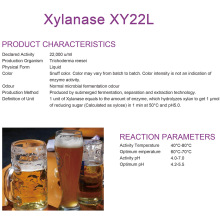 Xylanase for brew industry