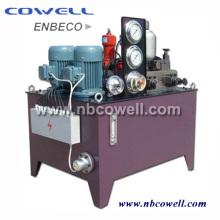 Гидравлическая электростанция с ручным управлением