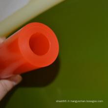 Tube en plastique de PU d'ingénierie avec le diamètre 10-300mm
