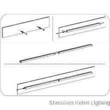 1200mm T8 tube led lighting to replace conventional fluorescent tube
