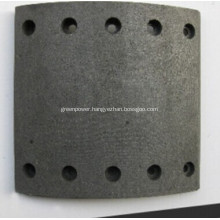 Non asbestos brake lining for Benz 19487