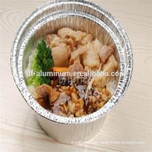 Aluminiumfolie Lebensmittelverpackungspapier aus China mit hoher Qualität
