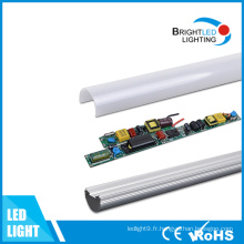 60cm, 120cm, 150cm Convertisseur LED amovible T8 Tube Lighting